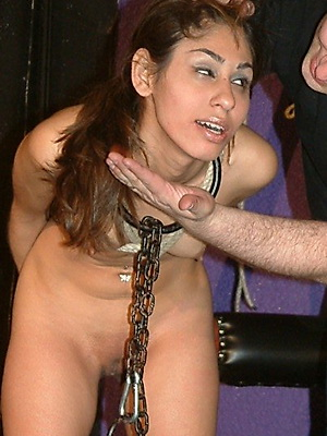 Indian Sahara Knite in BDSM
